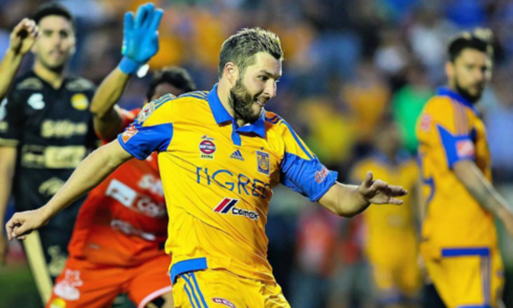 France vs Romania Betting Tips: Andre Gignac (Tigres)