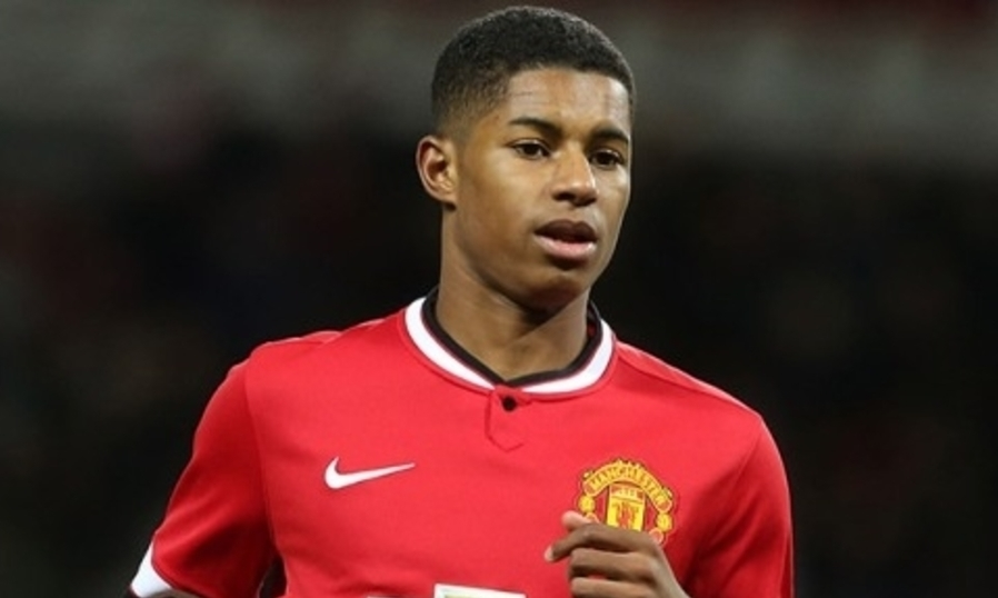 Marcus Rashford: Manchester United and England star in the making